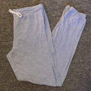 J. Crew Whisper Jersey lounge pants size XS